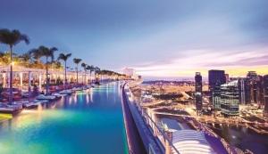 Marina Bay Sands Singapore Pool1