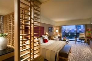 Mandarin Hotel Room